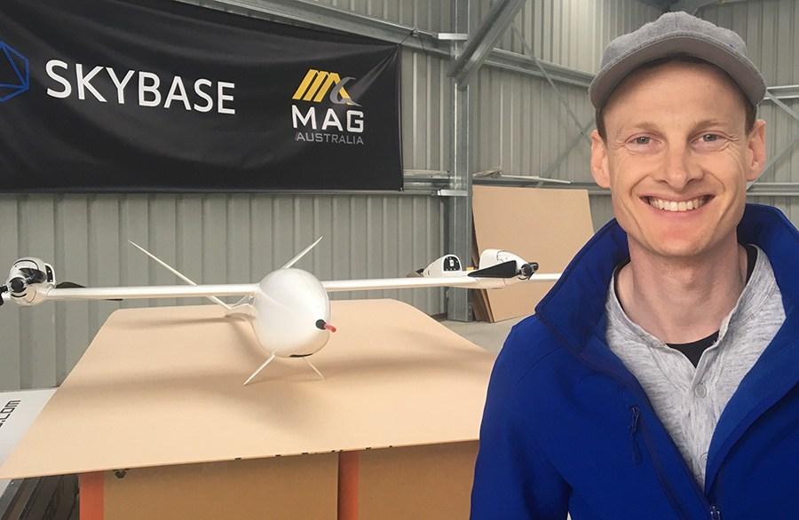 a-drone