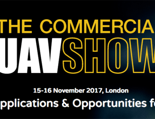 Commercial UAV Show- London 2017