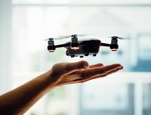 Community blog for recreational/light commercial drone users